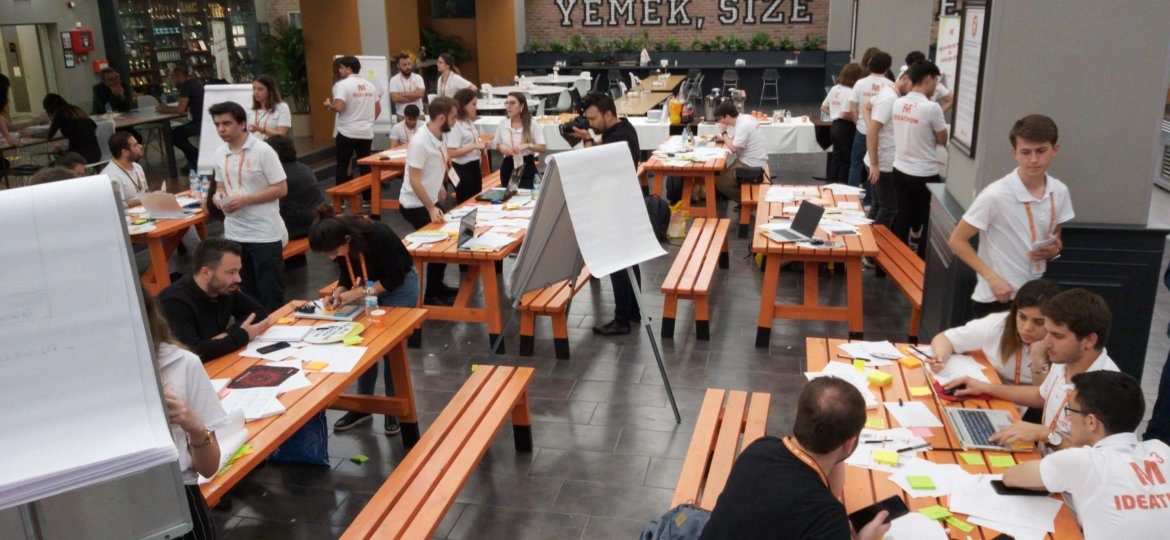 Migros Makers Türkiye Ideathon