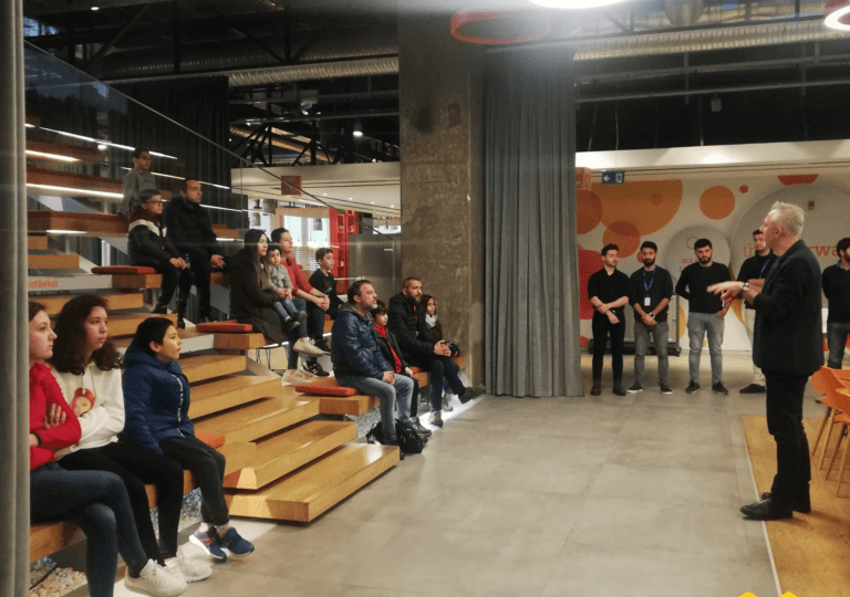 Ing next gen academy makers turkiye