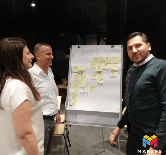 Türk Telekom Design Thinking Makers Türkiye
