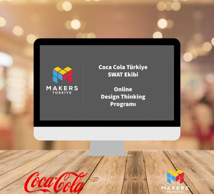 coca cola Design Thinking